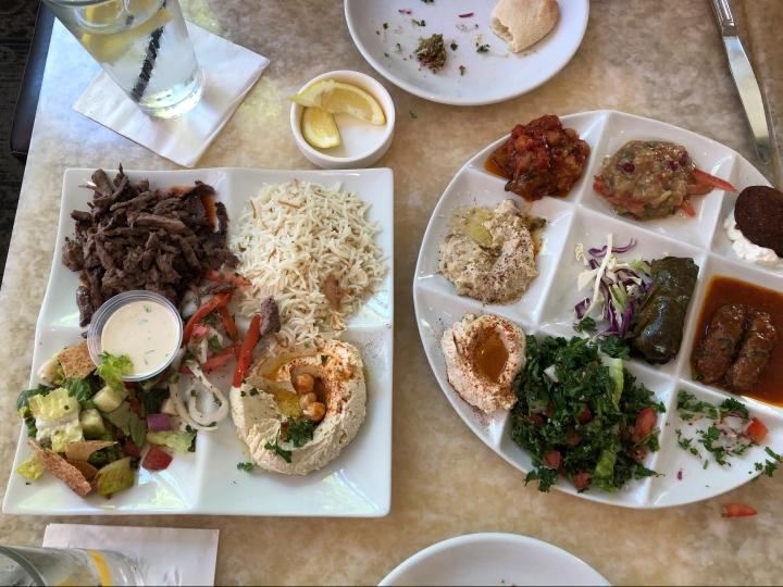 Eating your way through BaltimoreHarbor