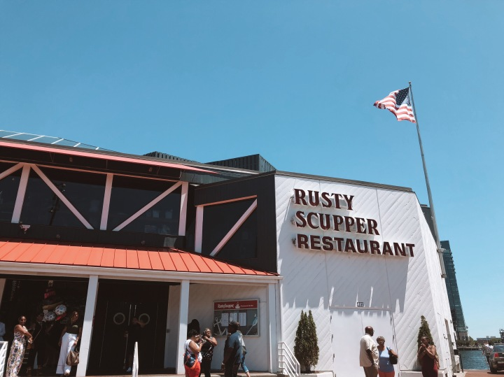 Sunday Brunch at The RustyScupper