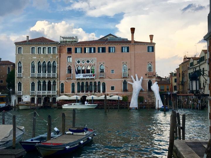 Venice Day 3- Churches, Canals, & Cantina doSpade