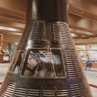 Replica rocket
