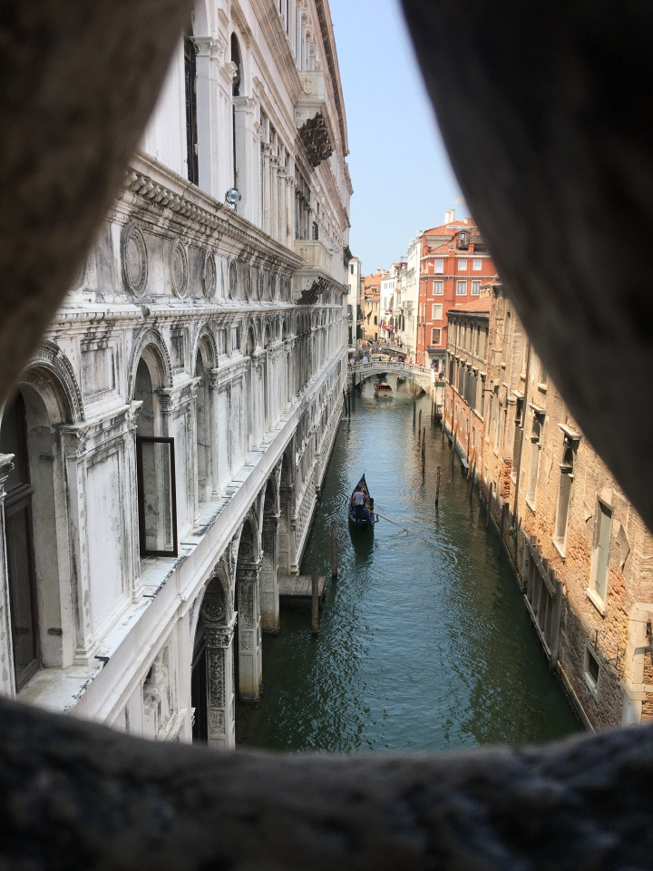 Venice Week 2: Jewish Ghetto, Palaces, & Lido BeachDay