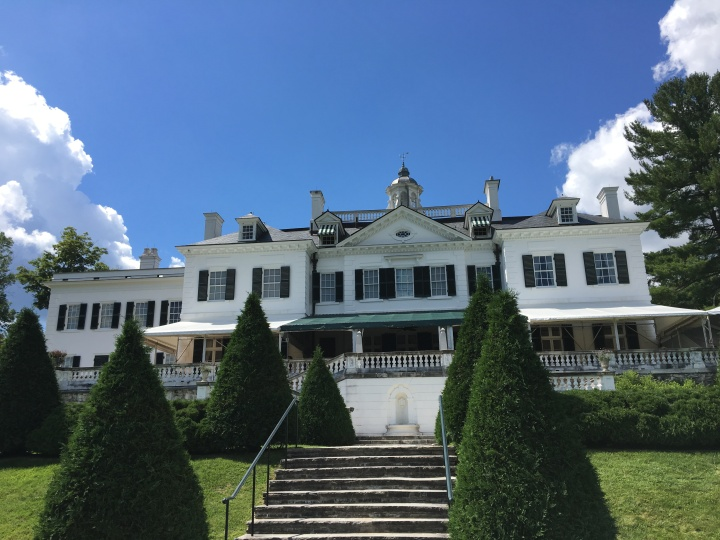 Visiting Edith Wharton's House (ofmirth)
