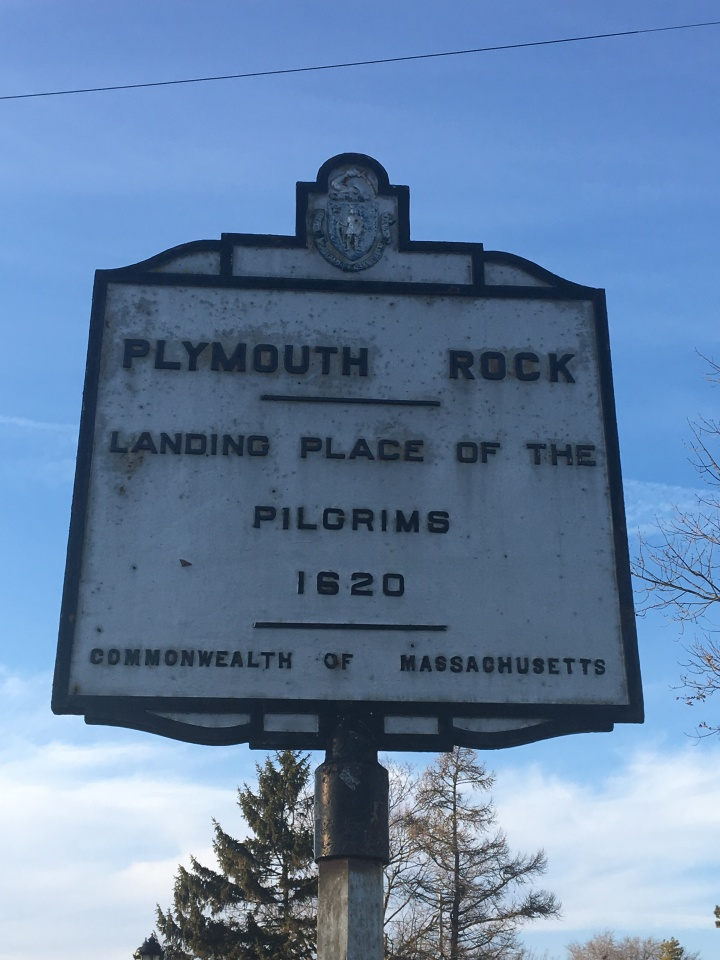 Plymouth- A Pilgrimage of sorts